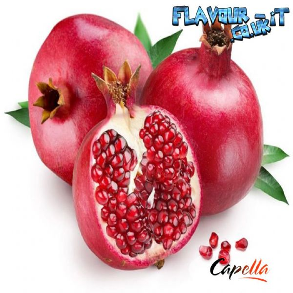 Capella Pomegranate V2 Flavour Drops